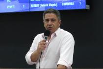 Robson Magela solicita desinfecção nas proximidades da UPA e dos hospitais