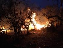 Fornecimento de energia na região do Triângulo Mineiro é interrompido após queimada atingir torre de transmissão
