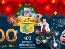 Associação Comercial lança campanha de Natal em Araxá