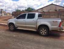Polícia Civil prende homem suspeito de integrar quadrilha especializada em roubo de caminhonetes na região
