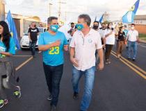 Candidato do Cidadania, Robson Magela,  foi eleito novo Prefeito de Araxá