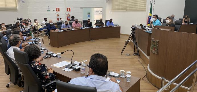 Lei Orçamentária Anual de 2021 é aprovada na Câmara Municipal
