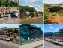Cinco pessoas foram presas por invasão de áreas públicas em Araxá