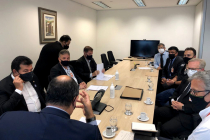 Implantação da UFTM e elevação da Polícia Civil em Araxá são temas de reunião com o Governo de Minas