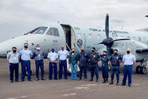 Comando da Aeronáutica realiza inspeção de segurança no aeroporto de Araxá